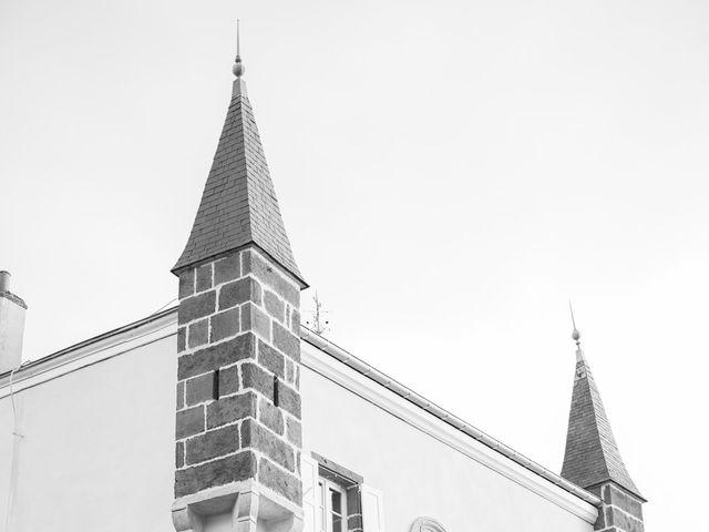 Le mariage de Benjamin et Fanny à Saint-Geneys-près-Saint-Paulien, Haute-Loire 4
