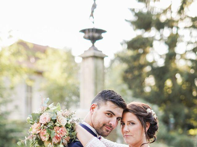 Le mariage de Benjamin et Fanny à Saint-Geneys-près-Saint-Paulien, Haute-Loire 12