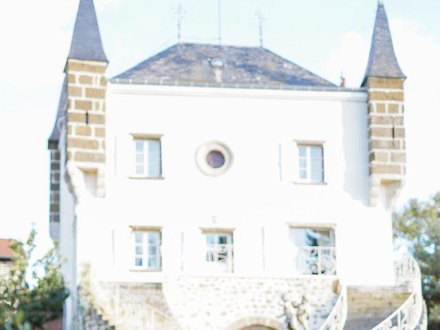 Le mariage de Benjamin et Fanny à Saint-Geneys-près-Saint-Paulien, Haute-Loire 15