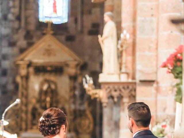 Le mariage de Benjamin et Fanny à Saint-Geneys-près-Saint-Paulien, Haute-Loire 20