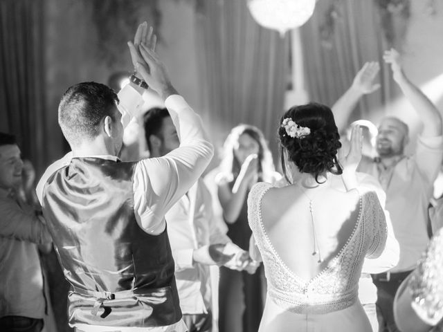 Le mariage de Benjamin et Fanny à Saint-Geneys-près-Saint-Paulien, Haute-Loire 24