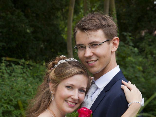 Le mariage de Jérémy et Gwenaëlle à Corbehem, Pas-de-Calais 13