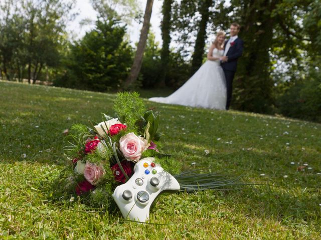 Le mariage de Jérémy et Gwenaëlle à Corbehem, Pas-de-Calais 14