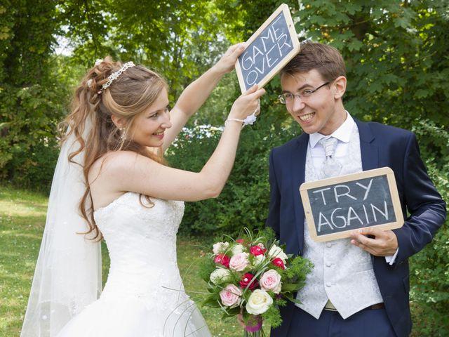 Le mariage de Gwenaëlle et Jérémy