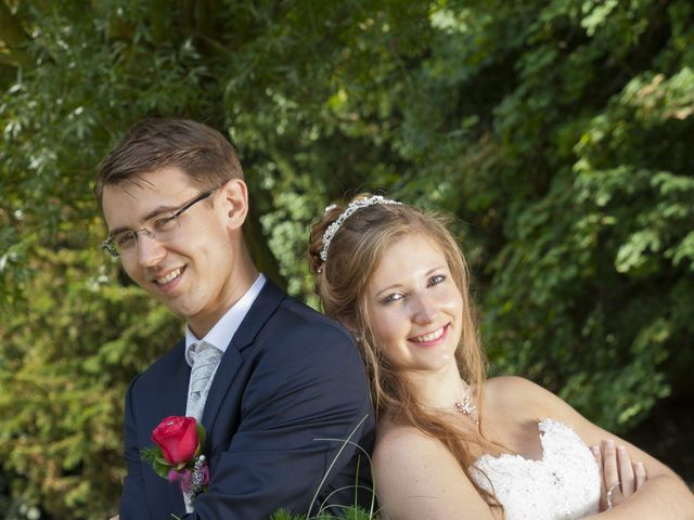 Le mariage de Jérémy et Gwenaëlle à Corbehem, Pas-de-Calais 16