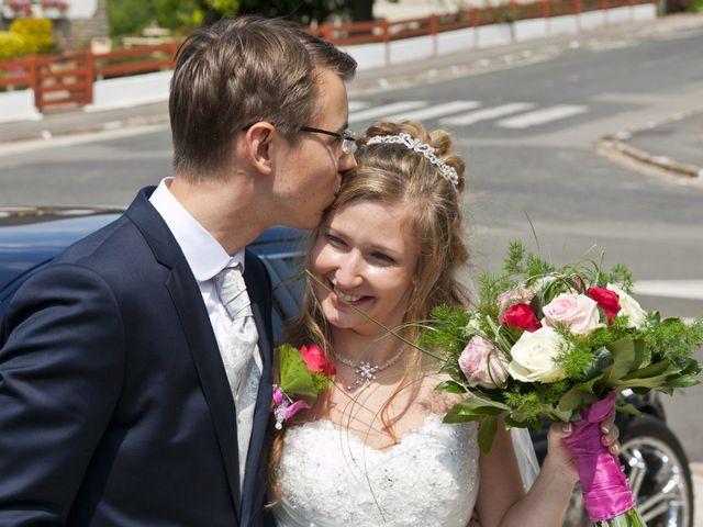 Le mariage de Jérémy et Gwenaëlle à Corbehem, Pas-de-Calais 17