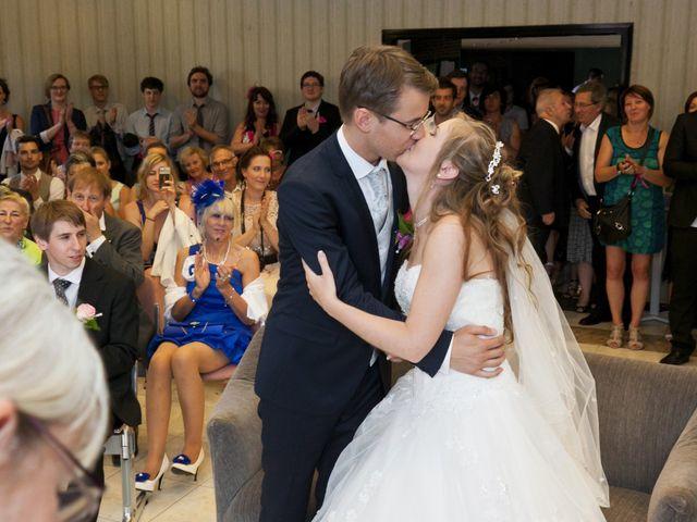 Le mariage de Jérémy et Gwenaëlle à Corbehem, Pas-de-Calais 19