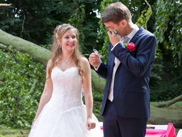 Le mariage de Jérémy et Gwenaëlle à Corbehem, Pas-de-Calais 24