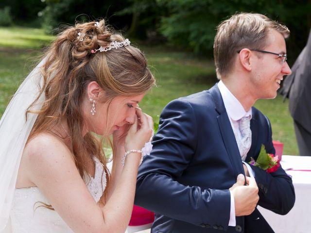 Le mariage de Jérémy et Gwenaëlle à Corbehem, Pas-de-Calais 25