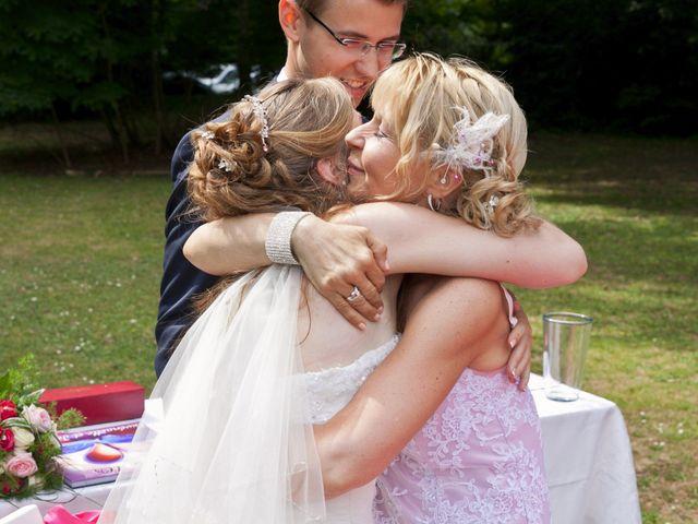 Le mariage de Jérémy et Gwenaëlle à Corbehem, Pas-de-Calais 26