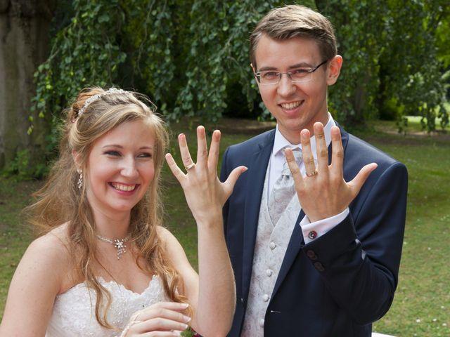 Le mariage de Jérémy et Gwenaëlle à Corbehem, Pas-de-Calais 33