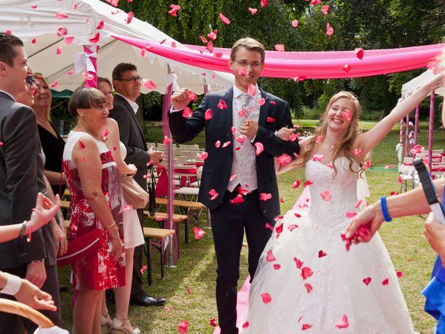 Le mariage de Jérémy et Gwenaëlle à Corbehem, Pas-de-Calais 36