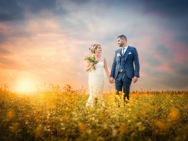 Le mariage de Sophie et Tom