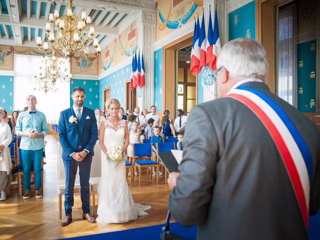 Le mariage de Tom et Sophie à Paris, Paris 19
