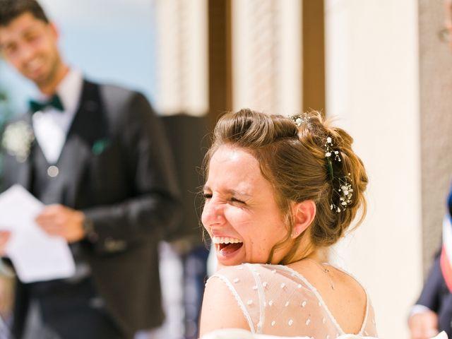 Le mariage de Romain et Léa à Aix-en-Othe, Aube 13