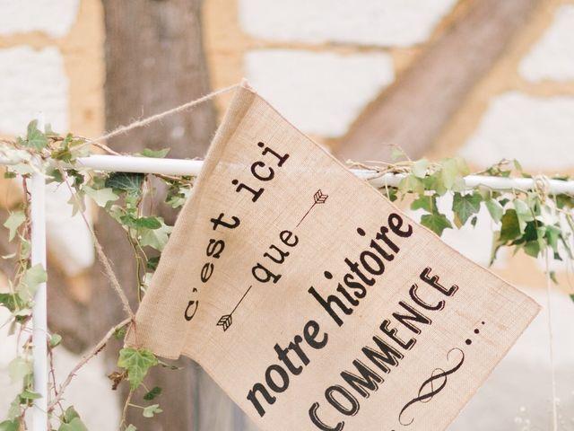 Le mariage de Romain et Léa à Aix-en-Othe, Aube 22