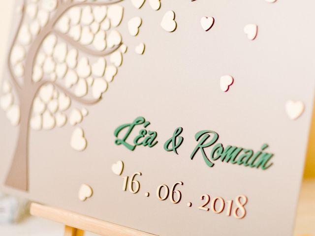 Le mariage de Romain et Léa à Aix-en-Othe, Aube 23