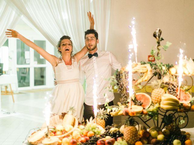 Le mariage de Léa et Romain