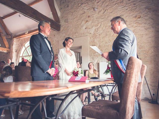 Le mariage de Bruno et Isabelle à Plaisir, Yvelines 15