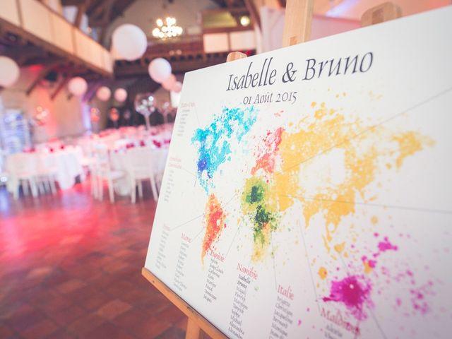 Le mariage de Bruno et Isabelle à Plaisir, Yvelines 73