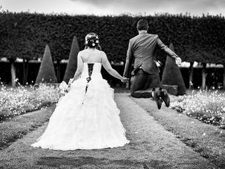 Le mariage de Adeline et Gregory