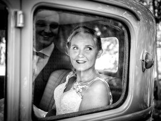 Le mariage de Lucie et Mathieu