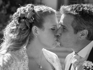 Le mariage de Chloé et André 1