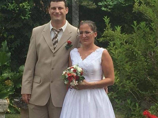 Le mariage de Kevin et Aurore à Saint-Laurent-de-Cognac, Charente 1
