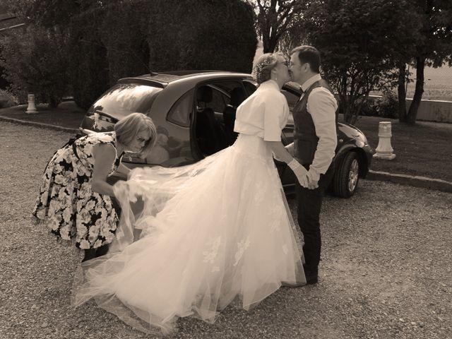 Le mariage de Maud et Stéphane à Saint-Omer-en-Chaussée, Oise 26