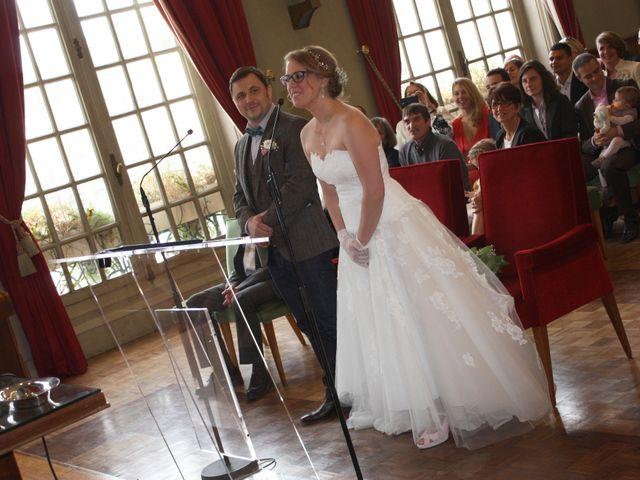 Le mariage de Maud et Stéphane à Saint-Omer-en-Chaussée, Oise 80