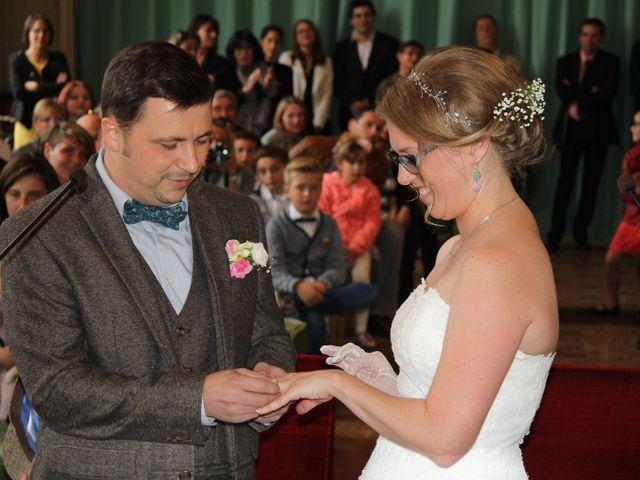 Le mariage de Maud et Stéphane à Saint-Omer-en-Chaussée, Oise 91