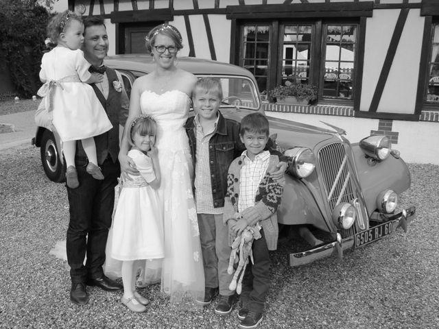 Le mariage de Maud et Stéphane à Saint-Omer-en-Chaussée, Oise 99