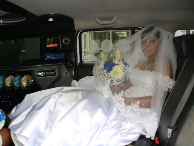 Le mariage de Christine et Justin  à Sainte-Geneviève-des-Bois, Essonne 4