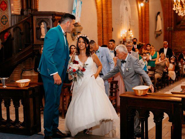 Le mariage de Paul et Rebecca à Montjoire, Haute-Garonne 17