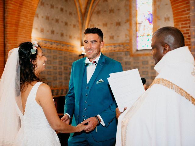 Le mariage de Paul et Rebecca à Montjoire, Haute-Garonne 18