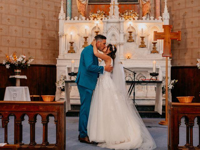 Le mariage de Paul et Rebecca à Montjoire, Haute-Garonne 20