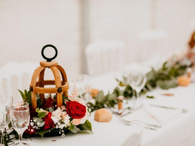 Le mariage de Paul et Rebecca à Montjoire, Haute-Garonne 26