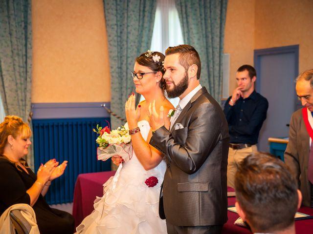 Le mariage de Gregory et Adeline à Coulommiers, Seine-et-Marne 11