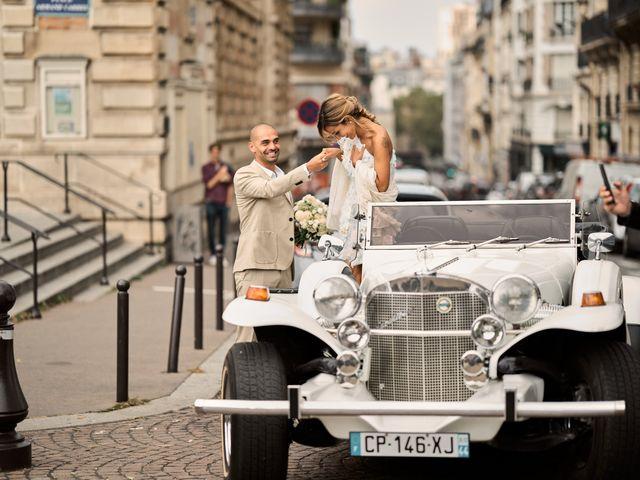 Le mariage de Jonathan et Lucie à Paray-Douaville, Yvelines 1