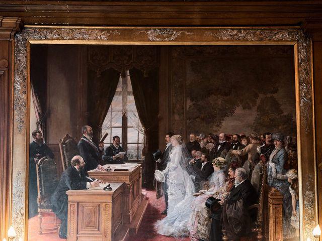Le mariage de Jonathan et Lucie à Paray-Douaville, Yvelines 3