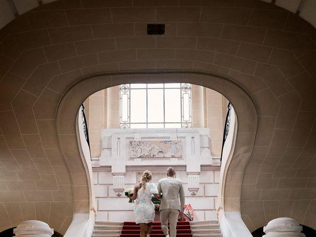 Le mariage de Jonathan et Lucie à Paray-Douaville, Yvelines 4