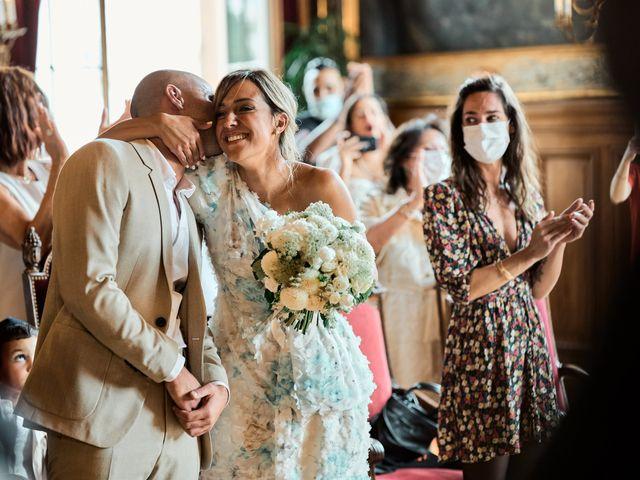 Le mariage de Jonathan et Lucie à Paray-Douaville, Yvelines 2