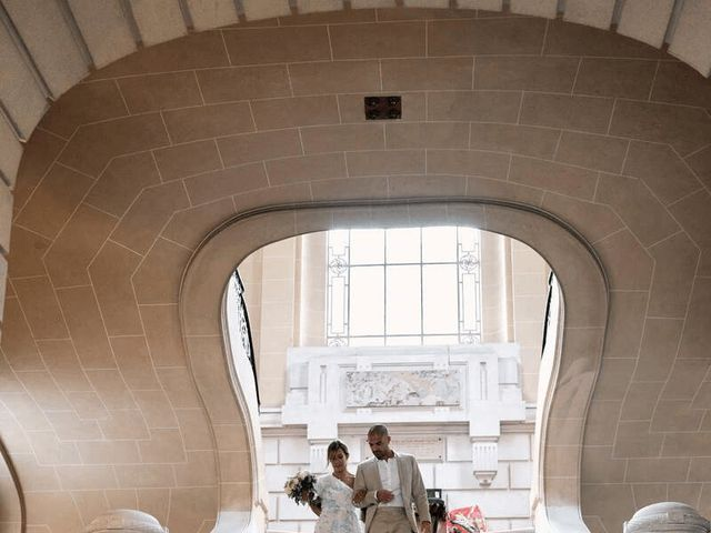 Le mariage de Jonathan et Lucie à Paray-Douaville, Yvelines 7