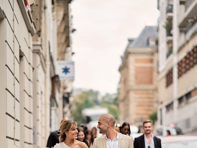 Le mariage de Jonathan et Lucie à Paray-Douaville, Yvelines 11