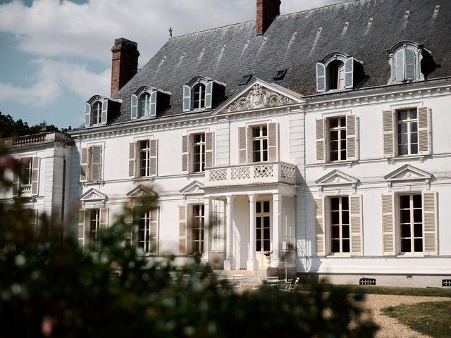 Le mariage de Jonathan et Lucie à Paray-Douaville, Yvelines 21