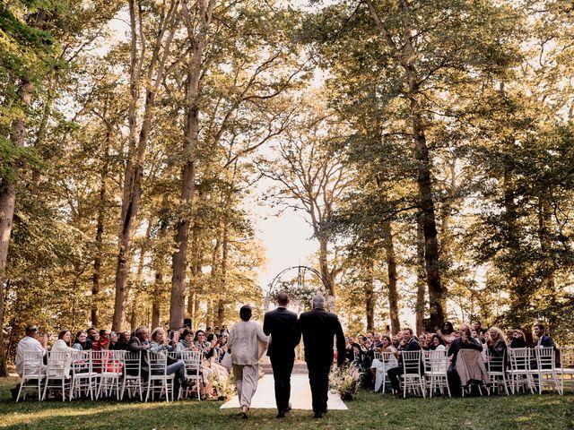 Le mariage de Jonathan et Lucie à Paray-Douaville, Yvelines 45