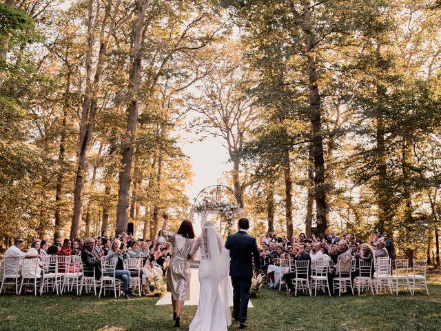 Le mariage de Jonathan et Lucie à Paray-Douaville, Yvelines 46
