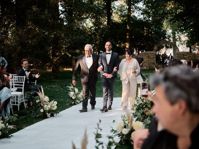 Le mariage de Jonathan et Lucie à Paray-Douaville, Yvelines 47