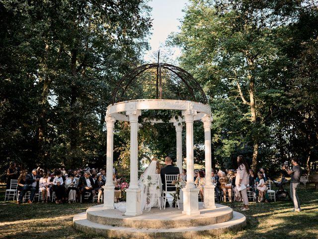 Le mariage de Jonathan et Lucie à Paray-Douaville, Yvelines 49