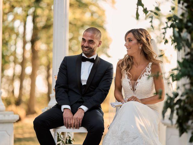 Le mariage de Jonathan et Lucie à Paray-Douaville, Yvelines 50